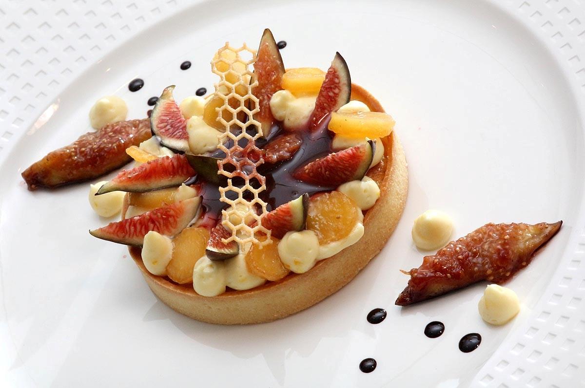 Imposed Recipe  51st Prix Culinaire Le Taittinger