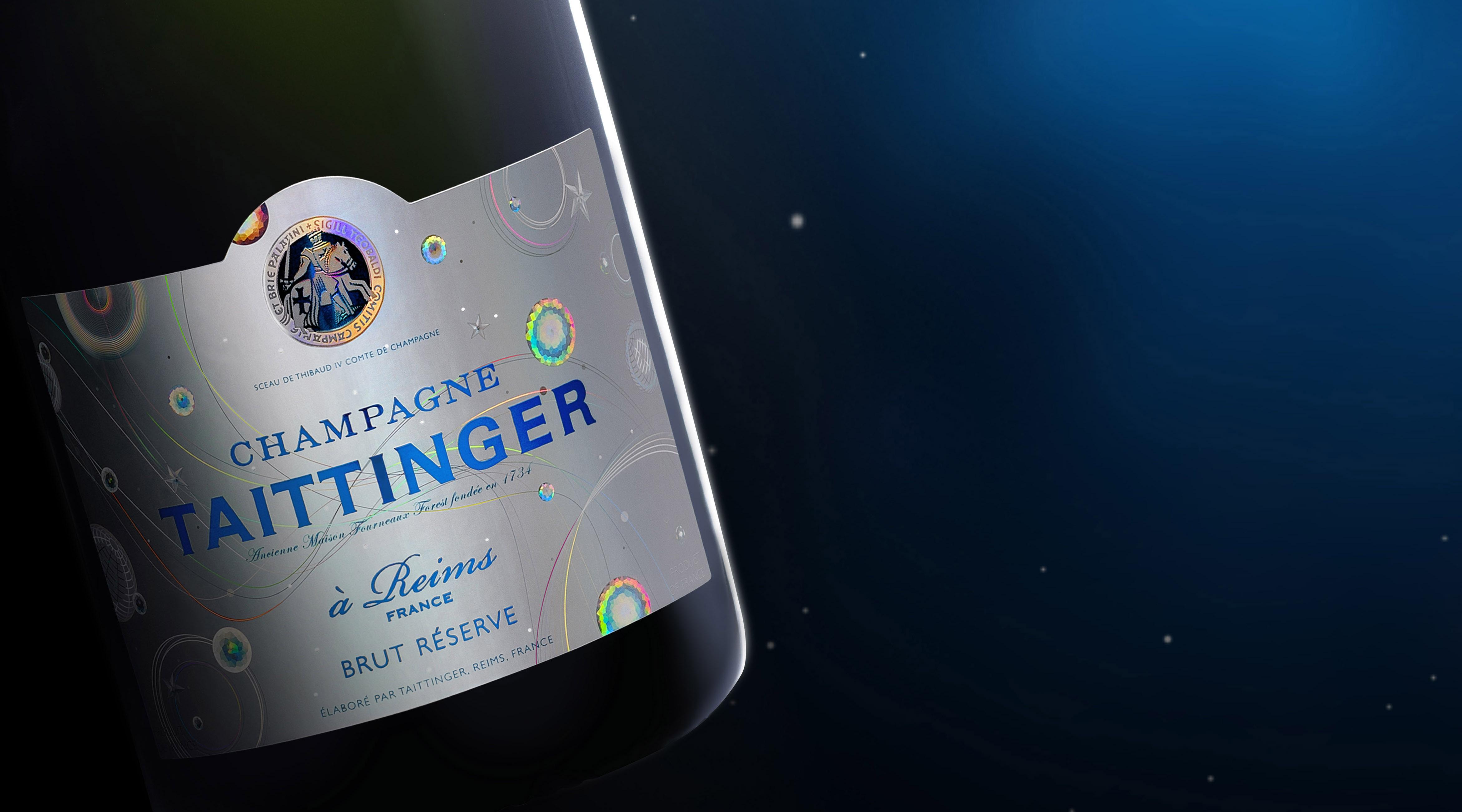 Taittinger edition limitée