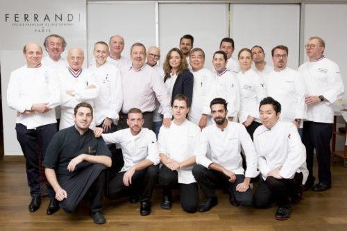 Prix Culinaire Taittinger - crédits Maud Bernos