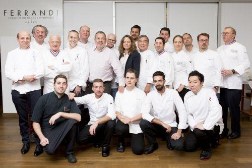 Prix Culinaire Taittinger - Crédit photo Maud Bernos